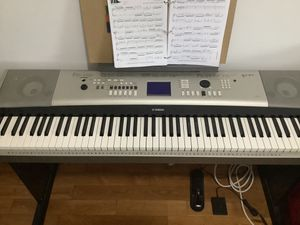 Used, Yamaha YPG535 portable Grand Piano for Sale for sale  New York, NY