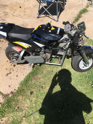 49 cc pocket Rocket bike for Sale in Wichita, KS