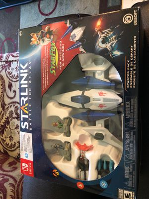 Nintendo Switch Game (Starlink Battle For Atlas) for Sale in Dallas, TX