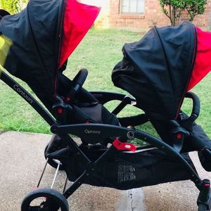 Contour Double Stroller for Sale in Irving, TX