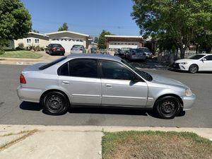 2000 Honda Civic Sedan for Sale in Upland, CA