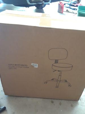 Office chair on wheels for Sale in Palm City, FL