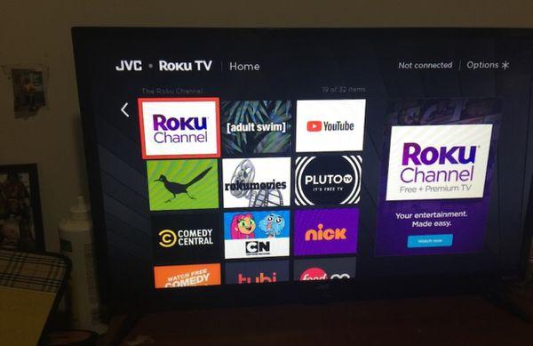 "Roku tv 32"""