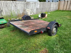 6 x 8 utility trailer for Sale in Clay Township, MI