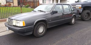 VOLVO 940 Runs n drives but needs catalyst converter parts swap or fix $1200 Firm for Sale in Stockton, CA