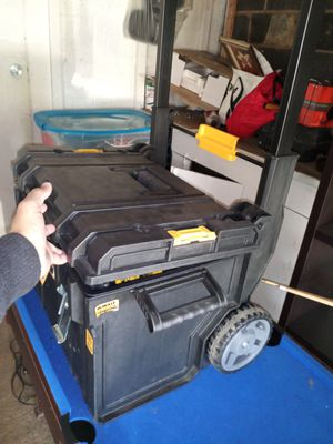 Dewalt tools box nueva for Sale in UNIVERSITY PA, MD