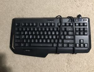 Logitech G410 RGB Gaming Keyboard for Sale in Brentwood, CA
