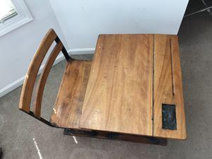 Antique School Desk for Sale in Gaston, SC