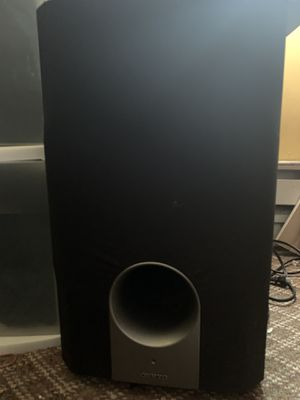 Surround Speaker Onkyo for Sale in Carteret, NJ