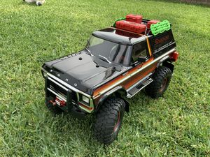 Traxxas Trx4 Ford Bronco Snap-On for Sale in Lynwood, CA