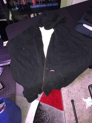 Large zip up dickeys hoodie jacket for Sale in Kyle, TX