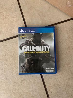 Call of Duty Infinite Warfare for Sale in Manassas, VA