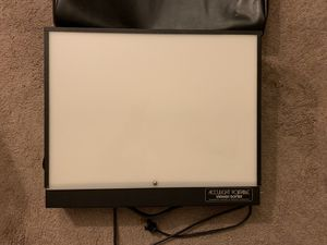 Lightbox, for viewing slides and transparencies for Sale in Pasadena, CA