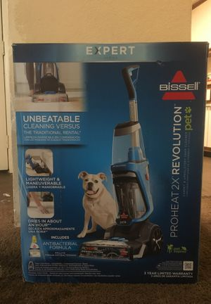 Proheat 2x revolution Bissell for Sale in Sacramento, CA