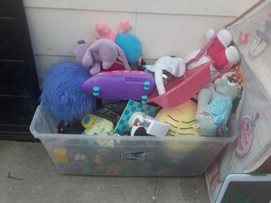 Use kids toys $1 each big or small for Sale in Oakland, CA