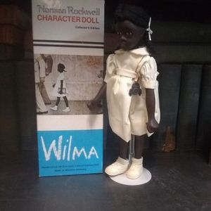 Norman Rockwell Character Doll Wilma for Sale in Spring Valley, NV