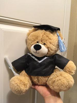 Teddy bear graduate New!! for Sale in Las Vegas, NV