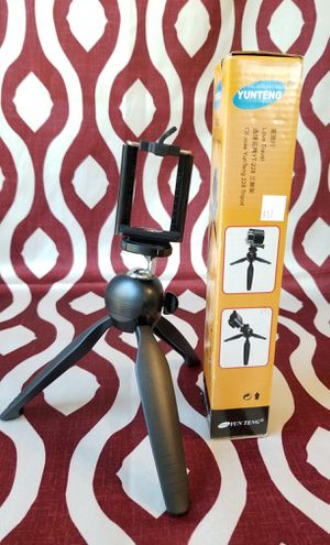 !Camera and Cellphone Tripod Stand for Sale in March Air Reserve Base, CA
