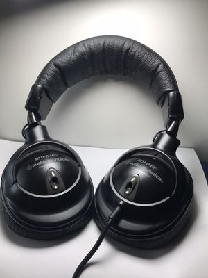 Audio Technica 40FS professional monitor headphones for Sale in Salinas, CA