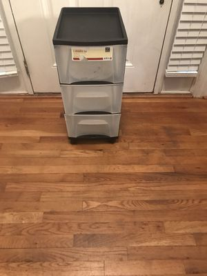 3 Draw Cubby for Sale in Wake Forest, NC