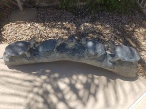 Bronze Turtles fountain for Sale in Scottsdale, AZ