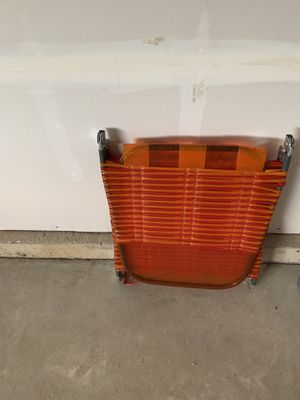 Folding chair for Sale in Fortville, IN