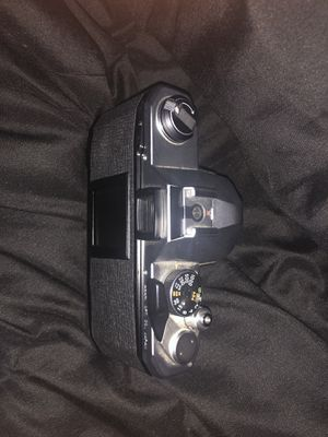 Old camera (non digital) takes film strips( have some not used) comes with everything in the picture want 200 but can negotiate for Sale in Denver, CO