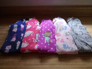 Girls 18 month footed pajamas for Sale in Virginia Beach, VA