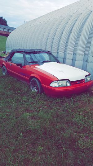 1993 mustang convertible for Sale in Muskegon, MI