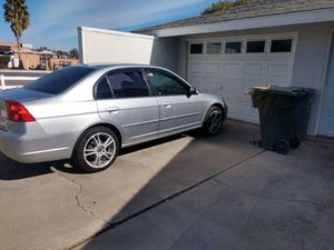 2002 Honda Civic LX good condition for Sale in Jurupa Valley, CA