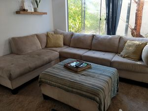 Free Sectional for Sale in Encinitas, CA