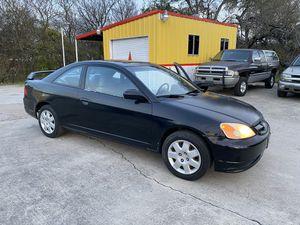 2002 Honda Civic lx for Sale in San Antonio, TX