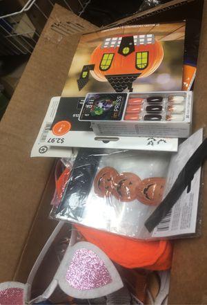 Halloween stuff for Sale in Hammond, IN