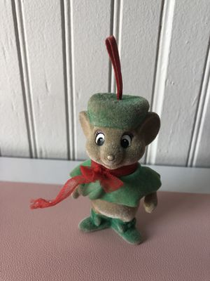 Vintage Disney Rescuers Bianca Ornament for Sale in Tacoma, WA