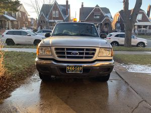 Ford ranger pickup 2003 fully loaded for Sale in Dearborn, MI
