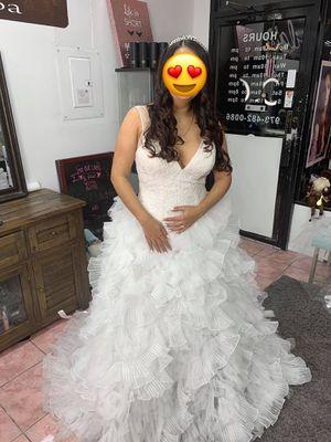 wedding dress for Sale in Newark, NJ