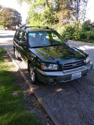 2004 Subaru forester xs for Sale in Auburn, WA