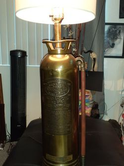Vintage General . Soda Acid Fire Extinguesher Lamp for Sale in Los Angeles,  CA
