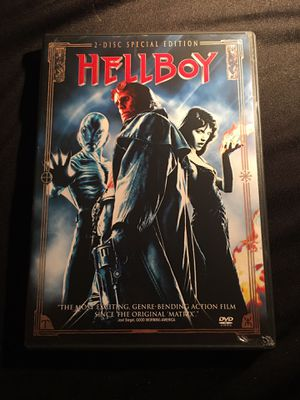 HELLBOY DVD 2 Disc Special Edition with Original Booklet insert GREAT CONDITION NO SCRATCHES for Sale in La Habra, CA
