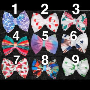 5 Inch Bows On Clips Or Nylon Headband for Sale in Baytown, TX