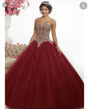 Quinceanera dress /accessories for Sale in Orlando, FL