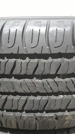 4 NEWER GOODYEAR 205/65R16 for Sale in Sterling, VA