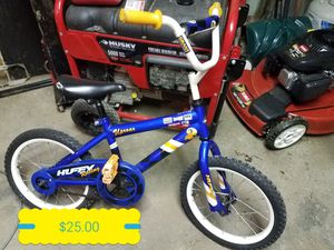 Huffy kids bike for ages 4-9 for Sale in Pittsburgh, PA