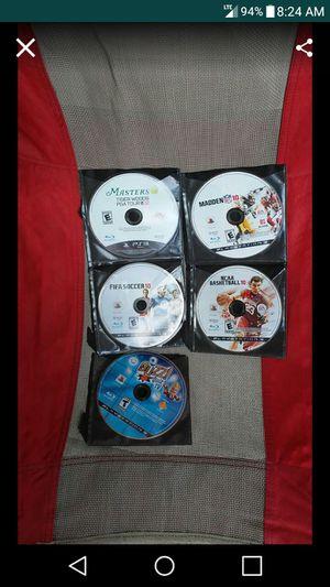 5 PlayStation3 for Sale in Nashville, TN
