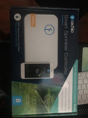Rachio Smart Sprinkler Controller Gen 2 for Sale in Oklahoma City, OK