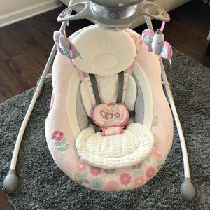 Baby Girls Swing. Ingenuity. for Sale in Kissimmee, FL