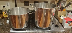 Commercial Cookware pots for Sale in Washington, DC