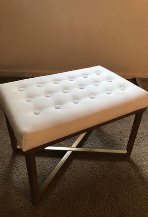 Velvet Tuffed Cushion for Sale in Salt Lake City, UT