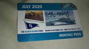 July bus pass for Sale in North Providence, RI
