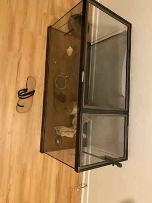 Reptile cage for Sale in Temecula, CA